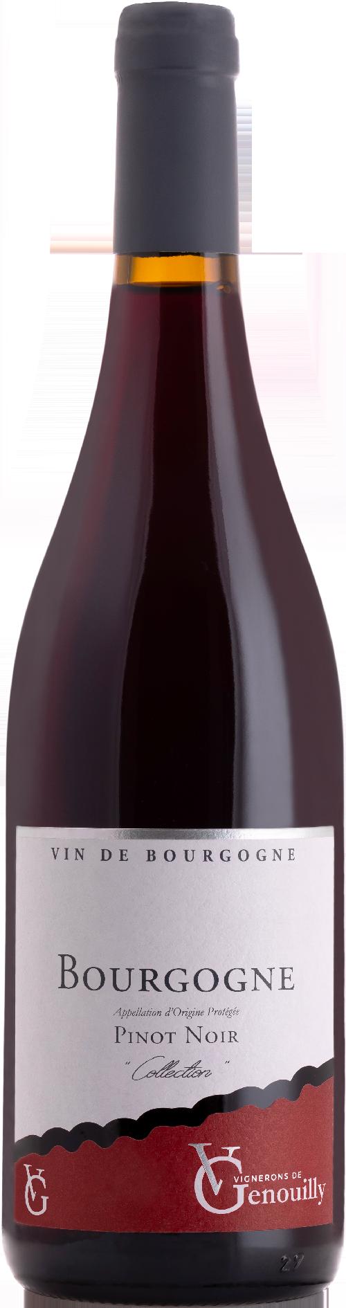 Domaine de Genouilly - Vins de Bourgogne Rouge